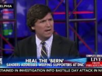 Tucker Carlson: Bernie Sanders Revealed Himself As 'a Puppet of People in Power'