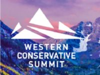 The Western Conservative Summit will be held July 1-3 at …
