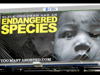 This series of billboards have been displayed throughout Georgia as part of an anti-abortion campaign. (Bazemore/AP)