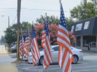 South Carolina Business Owner Told American Flag Display Violates Ordinance