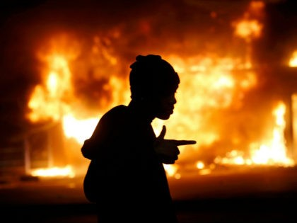 Black Lives Matter Ferguson Riots
