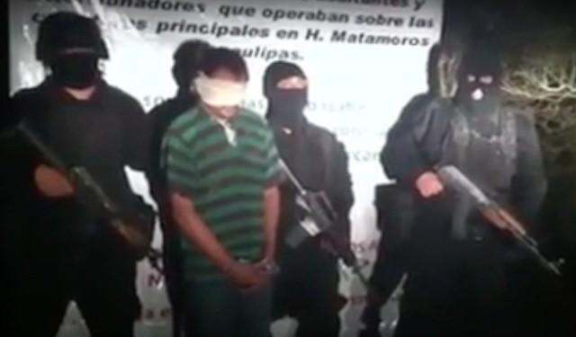 gulf cartel execution