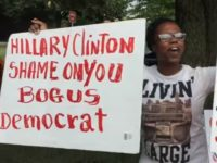 'We Hate Hillary': Haitians at Democratic National Convention Say 'Hillary Clinton Belongs in Jail'