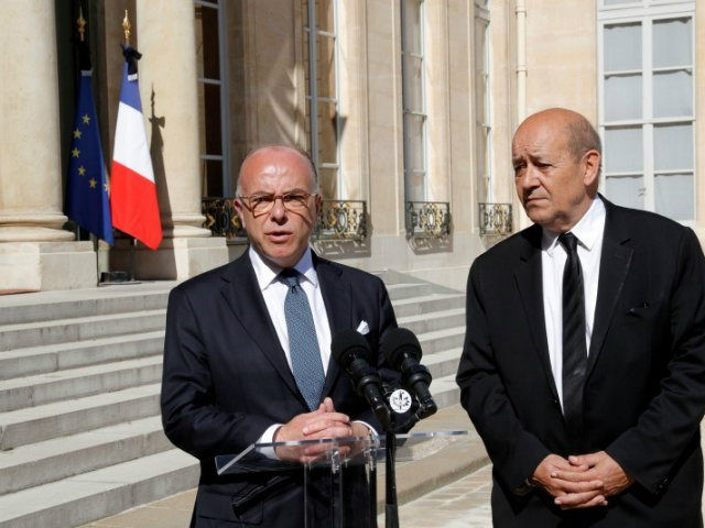 PARIS (Reuters) - France's defence minister said on Monday that …