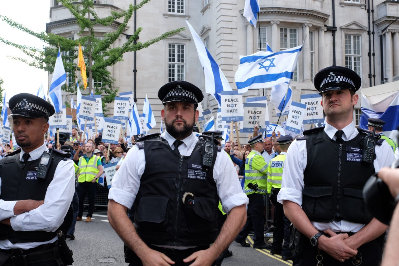 Al-quds march London 2016