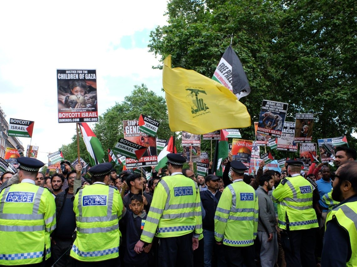 londons muslim mayor refuses to support ban on hezbollah