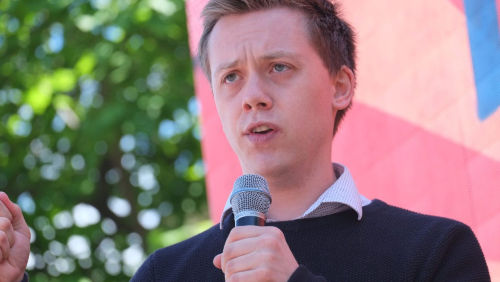 Owen Jones once criticised the establishment. Now he's part of it.