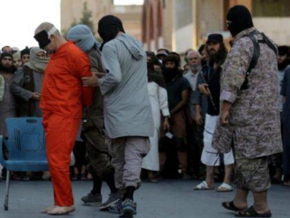 islamic state executioner