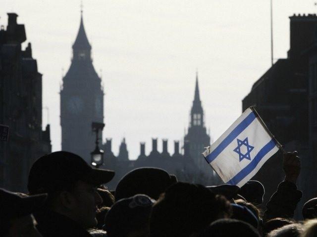 British Jews Exodus for Israel