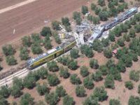 Bari, Italy train crash