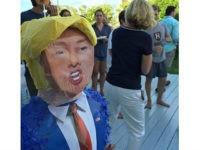 Kennedy Donald Trump pinata