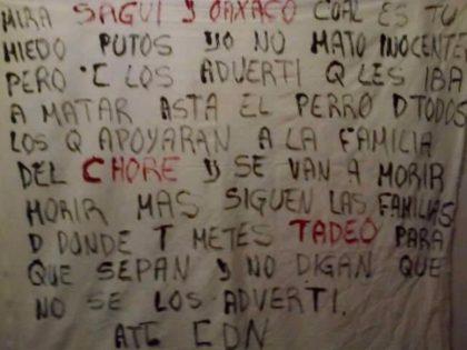 los zetas cartel banner