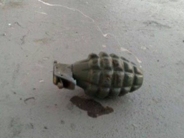 los zetas grenade