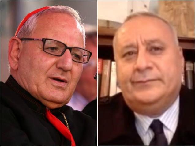 Catholic Louis Sako, Assyrian Cmdr. Emmanuel Khoshaba Youkhana