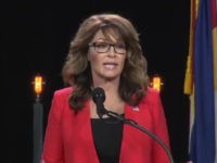 Palin: I Call Republicans Against Trump What They Are: 'RAT'