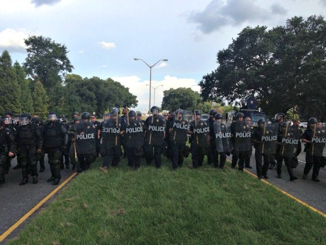 police line baton rouge @BrynStole