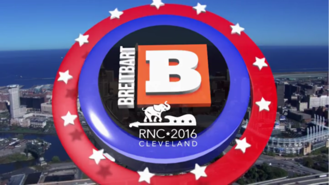 Breitbart RNC 2016 Cleveland