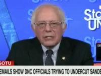 Sanders: I Demand Debbie Wasserman Schultz Resign