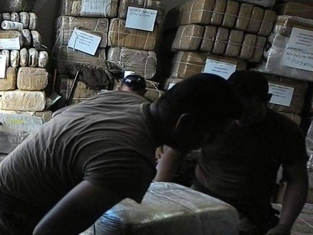 seized marijuana pgr