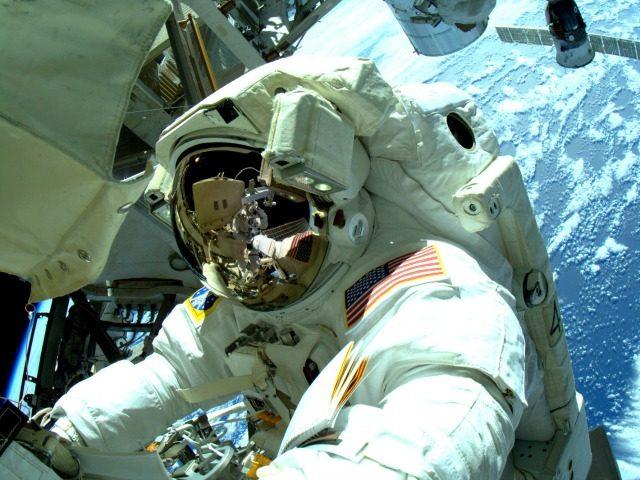 astronaut space radiation - photo #41