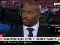 Van Jones: 'Outrage,' 'Insult' Wasserman Schultz Is Still DNC Chair