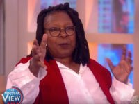 Whoopi: 'I Can't Get Mad That the System Is Rigged Against the White Guy' Bernie Sanders