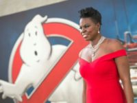 Actress Leslie Jones said she was leaving Twitter after being bombarded by Internet trolls likening her to an ape and making other racist insults