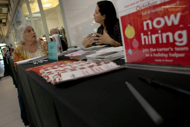 Payroll firm ADP reported the US private sector added 172,000 jobs in June