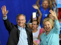 Tim Kaine Addresses Crowd in Spanish, Promises Amnesty Plan 'In the First 100 Days' in Office