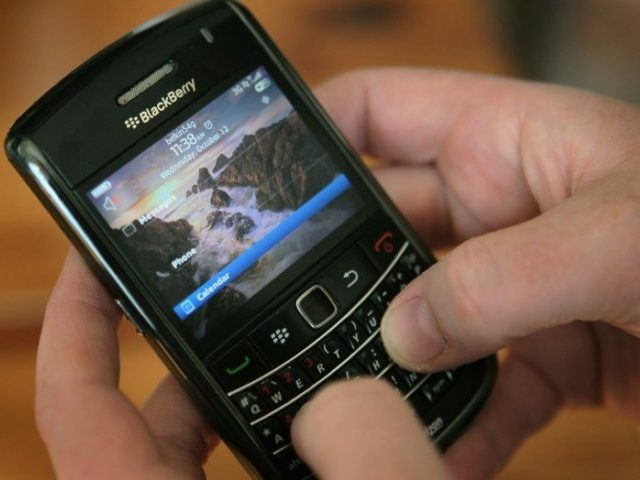 BlackBerry sues Facebook, WhatsApp, Instagram over patent infringement
