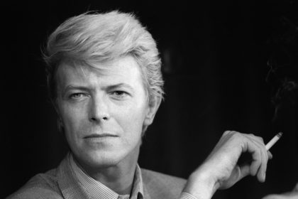 """The legendary artist's latest box set, """"David Bowie -- Who Can I Be Now? (1974-1976),"""" will for the first time include """"The Gouster"""" in its entirety with original artwork"""