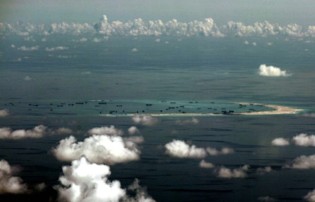 Continued Chinese reclamation in South China Sea erodes trust: ASEAN