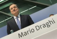 European Central Bank chief Mario Draghi says financial markets have held up well to the shock of Brexit