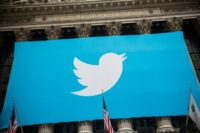 The number of monthly active Twitter users edged up to 313 million, up three percent from a year ago and only slightly more than the 310 million in the past quarter