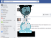 Facebook Calls WikiLeaks Block 'An Accident' After Accusations Of Censorship