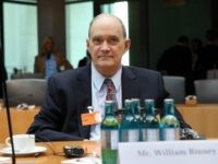 William Binney, former intelligence official of the U.S. National Security Agency (NSA) turned whistleblower, arrives to testify at the Bundestag commission investigating the role of the U.S. National Security Agency (NSA) in Germany on July 3, 2014 in Berlin, Germany. The commission convened following revelations last year that the NSA …