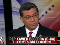 "On this weeks broadcast of ""Fox News Sunday,"" Rep. Xavier …"