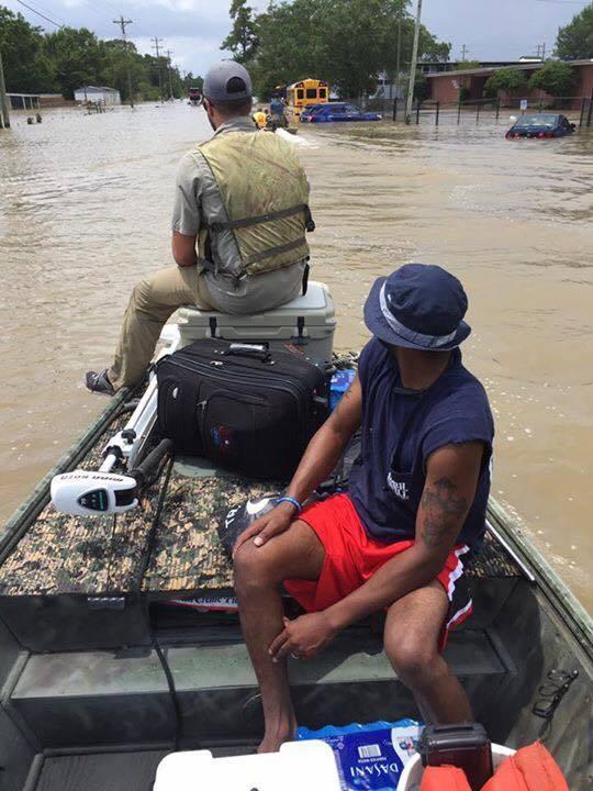 Cajun Navy rescue