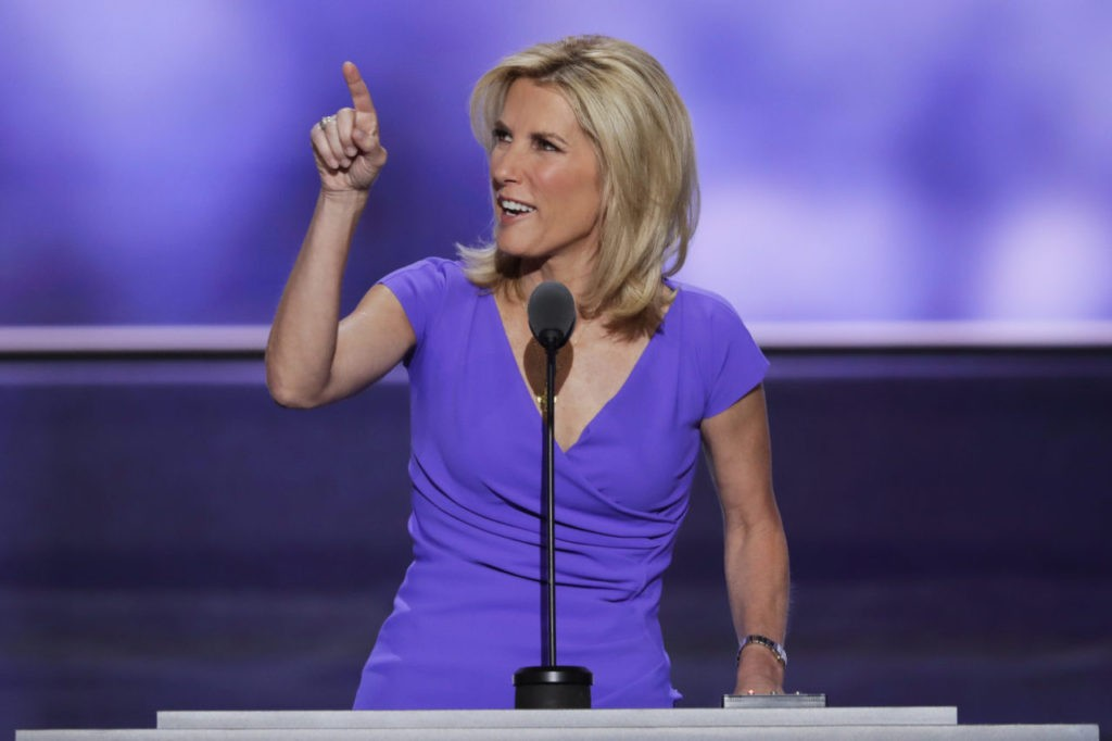 Ingraham: Trump Stepping on His Own Message by Talking About McCain, Conway