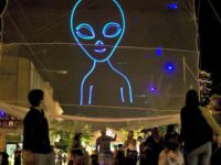Alien Conspiracy Theories AP