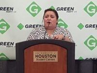 Andrea Merida Green Party Convention Co-Char