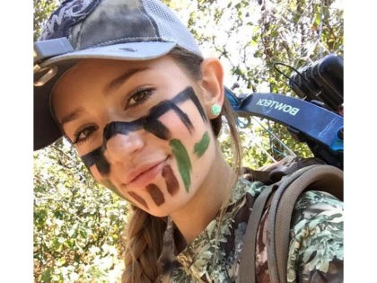 12-Year-Old Female Hunter Brushes Off Death Wishes: 'I'm Never Going To Stop