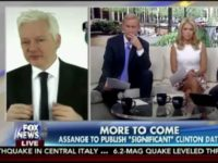 Assange: When You See That Hillary Clinton Has Not Been Prosecuted, That Is 'Elite Immunity'