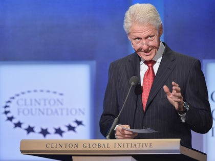 Wall Street Journal: Clinton Foundation's Fundraisers Pressed Donors to Steer Business to Bill Clinton