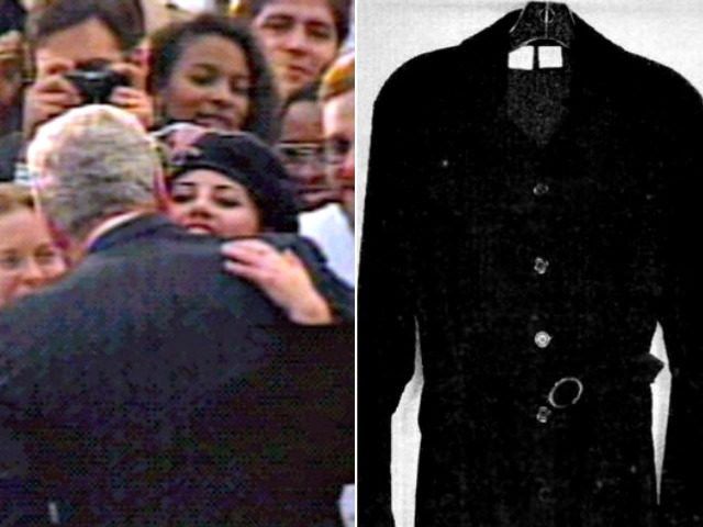 Trump Taunts the Clintons: I'm Glad Monica Kept the Blue Dress