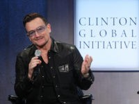Bono-Clinton-Foundation-Clinton-Global-Initiative-Getty