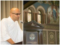 Georgetown Becomes First Catholic College to Hire a Hindu Priest as a Chaplain