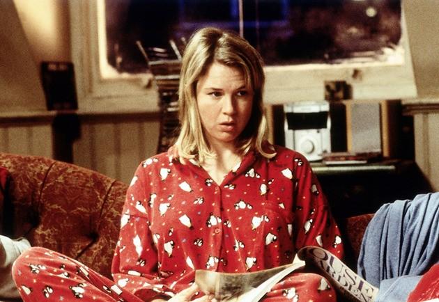 Zellweger as Bridget Jones in Bridget Jones's Diary (2001) (Miramax)