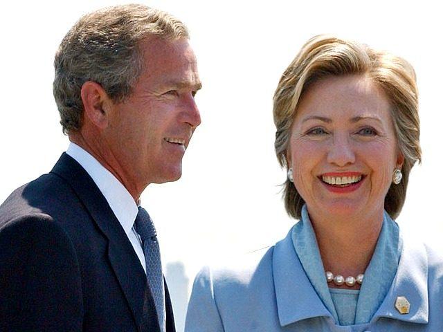 Bush Hillary 1324222