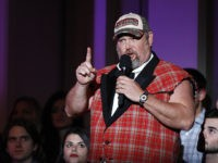 Larry the Cable Guy: 'Hillary Will Be the End of the Country'